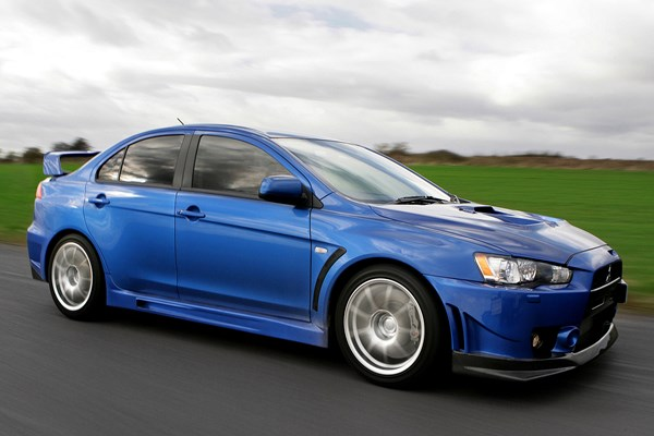Mitsubishi Lancer Evo Evo X (08 14)   Rated 4.5 Out Of 5