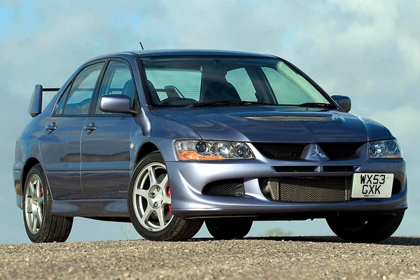 mitsubishi lancer evo evo viii from 2003 used prices parkers. Black Bedroom Furniture Sets. Home Design Ideas