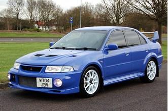 Mitsubishi lancer evolution 2000