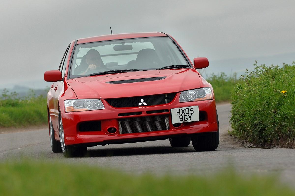 Mitsubishi Lancer Evo Evo IX 2005
