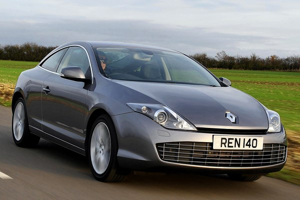 renault laguna coup from 2008 used prices parkers. Black Bedroom Furniture Sets. Home Design Ideas