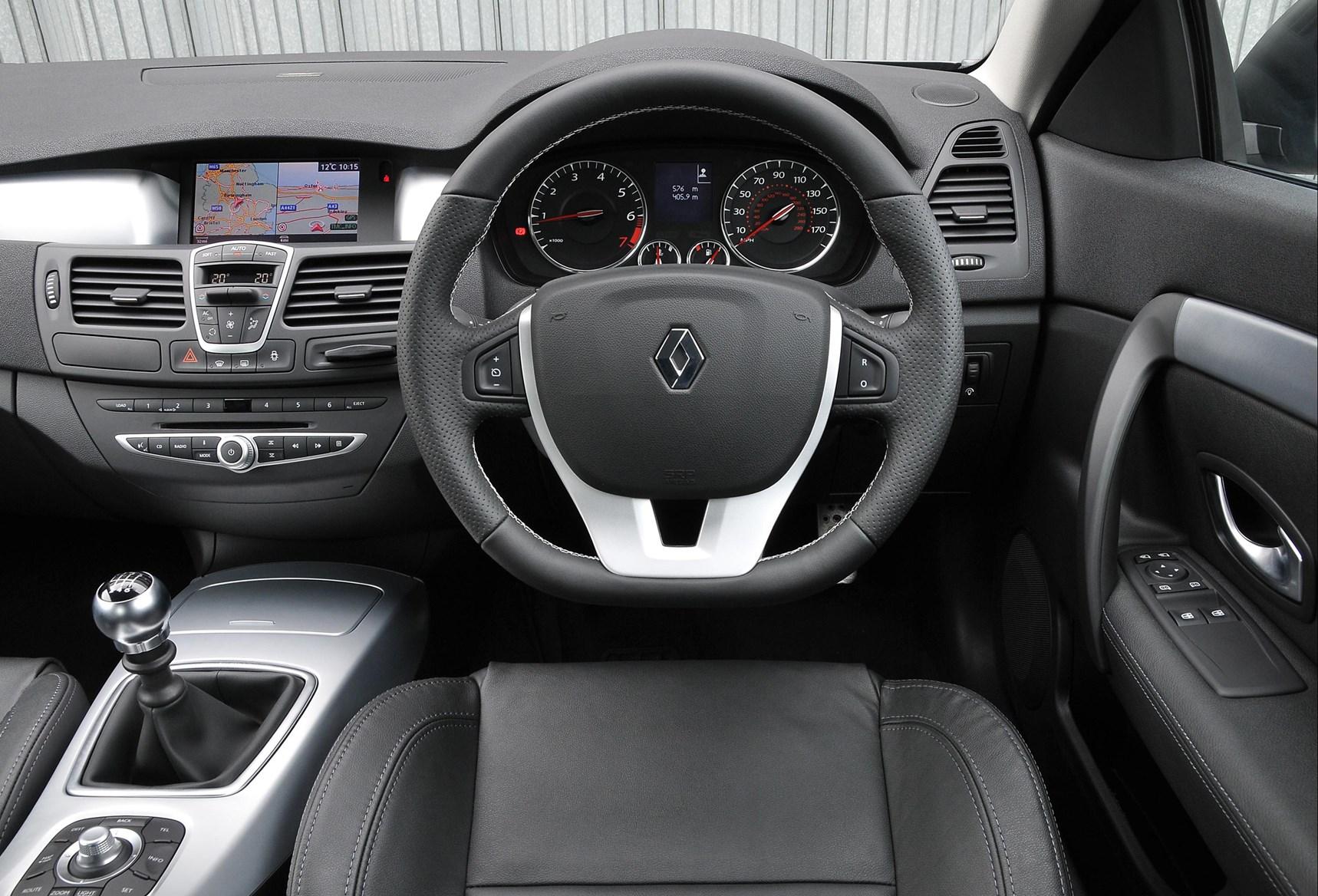 Renault Laguna Coup Review 2008  2012  Parkers