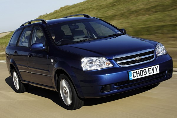 Chevrolet Lacetti Station Wagon (05-11) - rated 2.5 out of 5