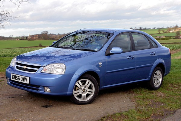 Chevrolet Lacetti Saloon (2005 - 2006) Used Prices