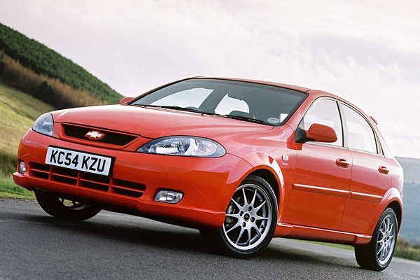 Chevrolet Lacetti Hatchback (05-11) - rated 2.5 out of 5