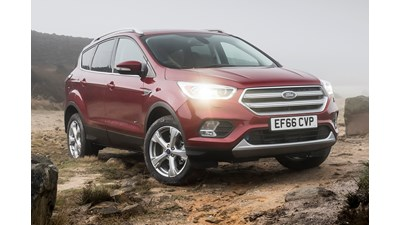 Ford Kuga Estate Vignale (Panoramic Roof) 2.0 TDCi 150PS FWD 5d