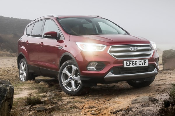 Ford Kuga (2012 onwards) Used Prices
