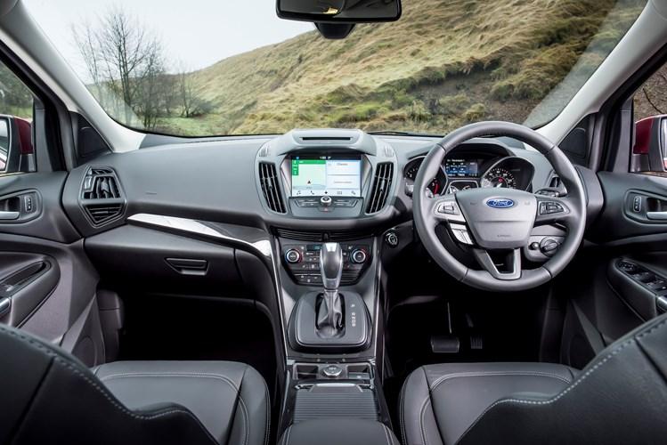 2017 Ford Kuga & Ford Kuga SUV review   Parkers markmcfarlin.com
