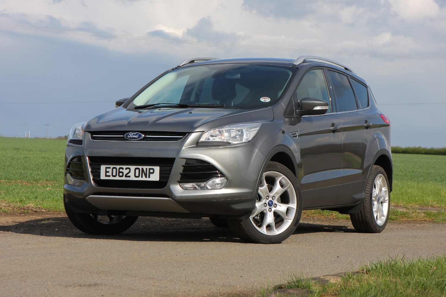 Ford Kuga Estate Review 2012 Parkers