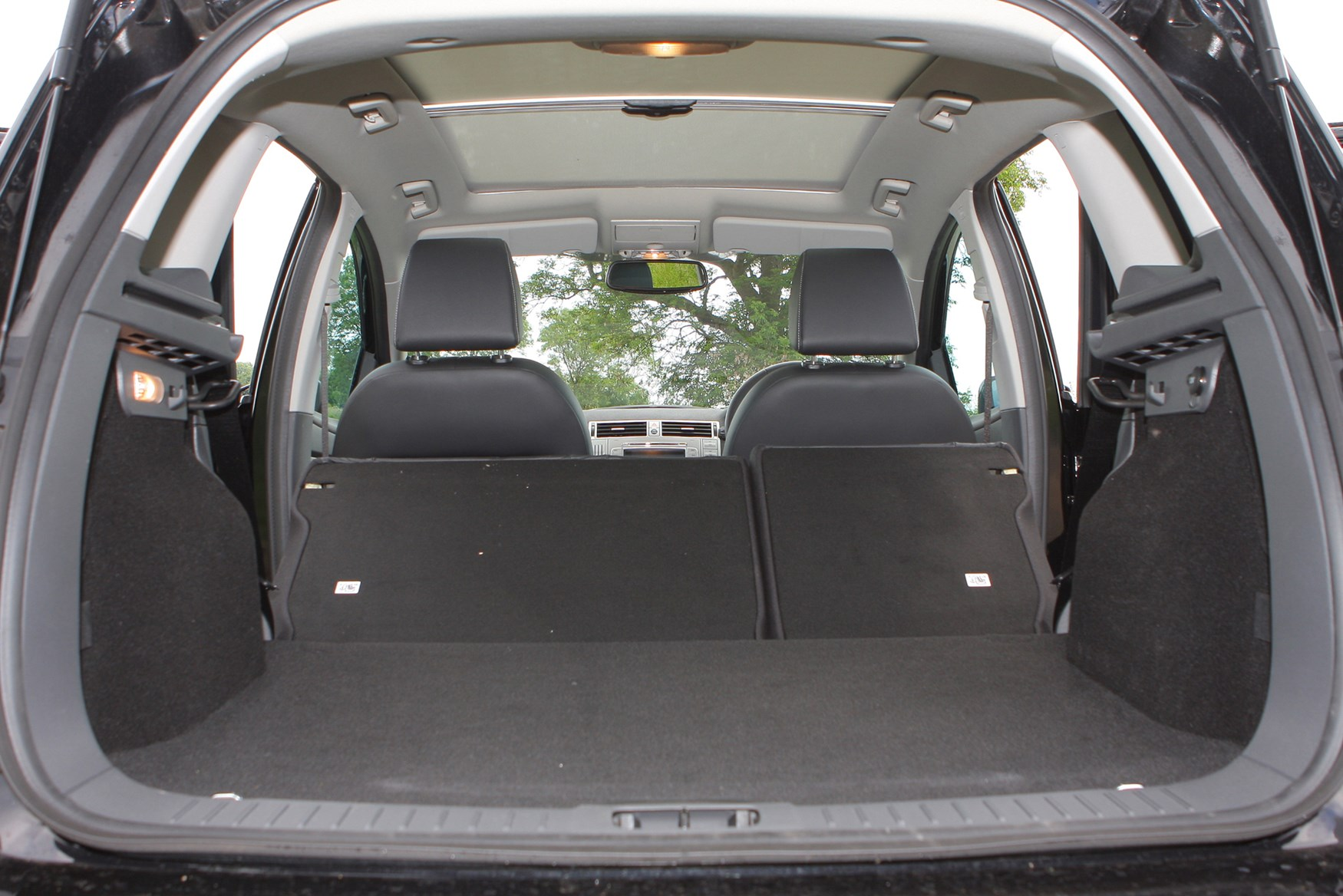 Image Result For Ford Kuga Load Space