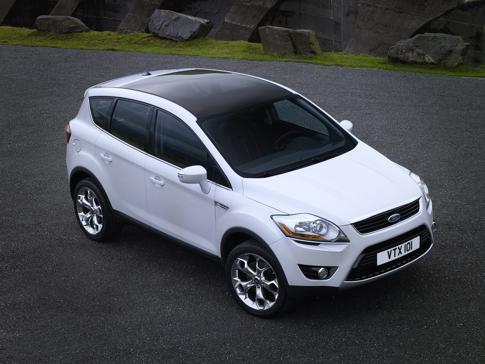 Image Result For Ford Kuga Vs Honda Crv