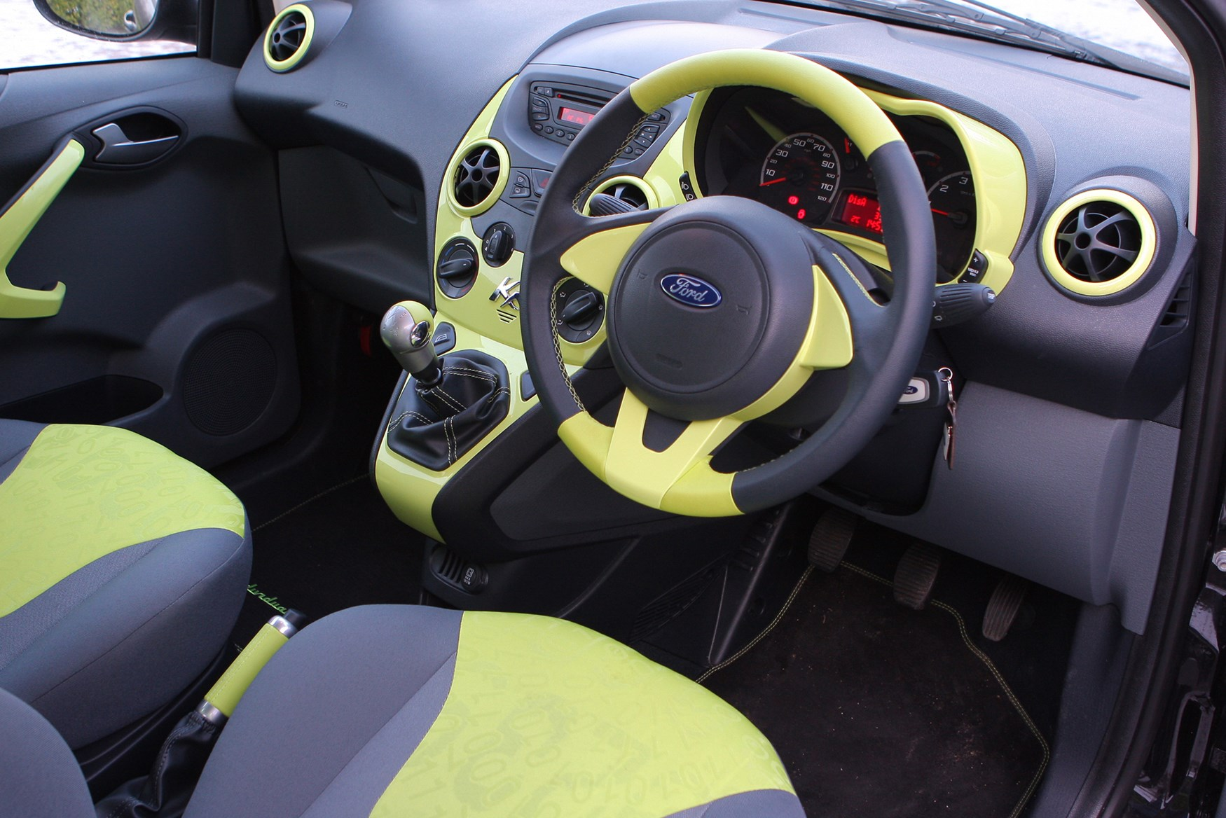 View All Images Of The Ford Ka