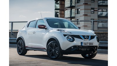Nissan Juke SUV Visia 1.6 94PS (06/2018 on) 5d