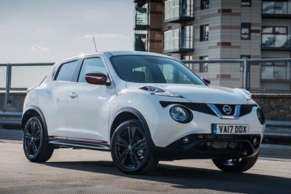 nissan juke used prices, secondhand nissan juke prices | parkers