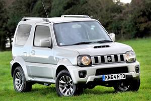 Suzuki 2015 Jimny