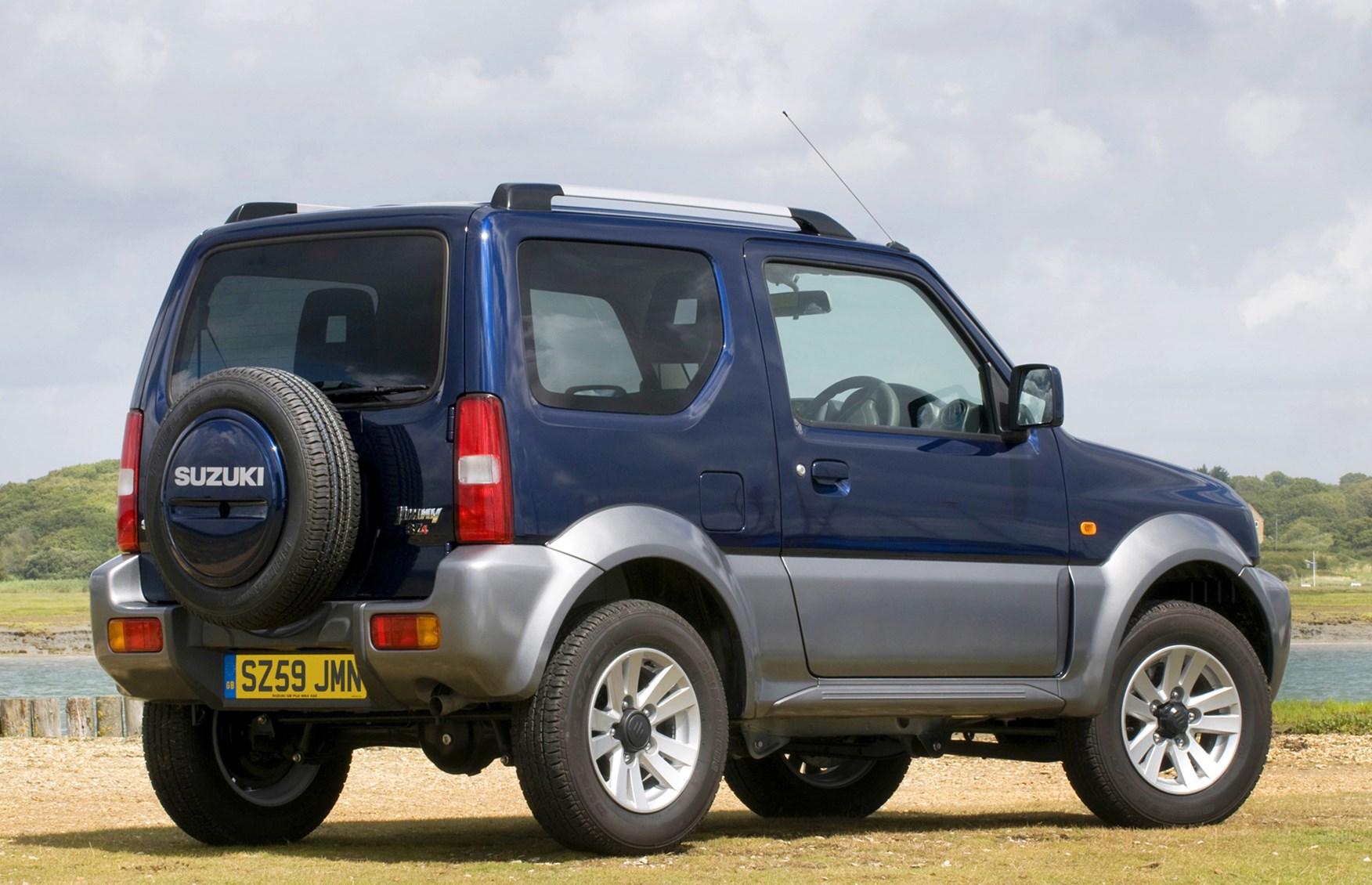 Suzuki Jimny For Sale Uk Only