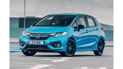 Honda Jazz Hatchback S 1.3 i-VTEC CVT auto (03/2018 on) 5d