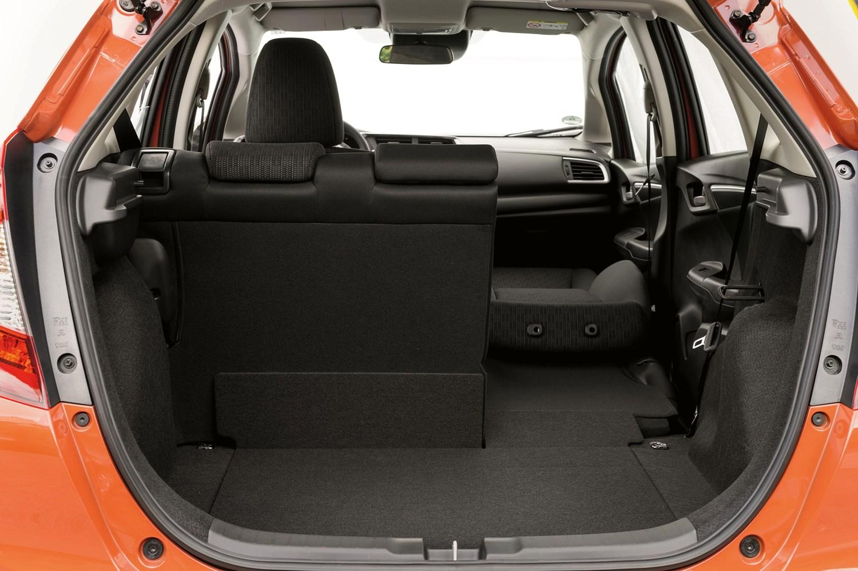 honda jazz hatchback equipment and practicality parkers. Black Bedroom Furniture Sets. Home Design Ideas