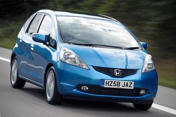 Honda Jazz 2008-