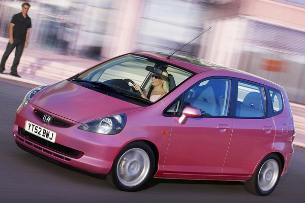 honda jazz hatchback from 2002 used prices parkers. Black Bedroom Furniture Sets. Home Design Ideas