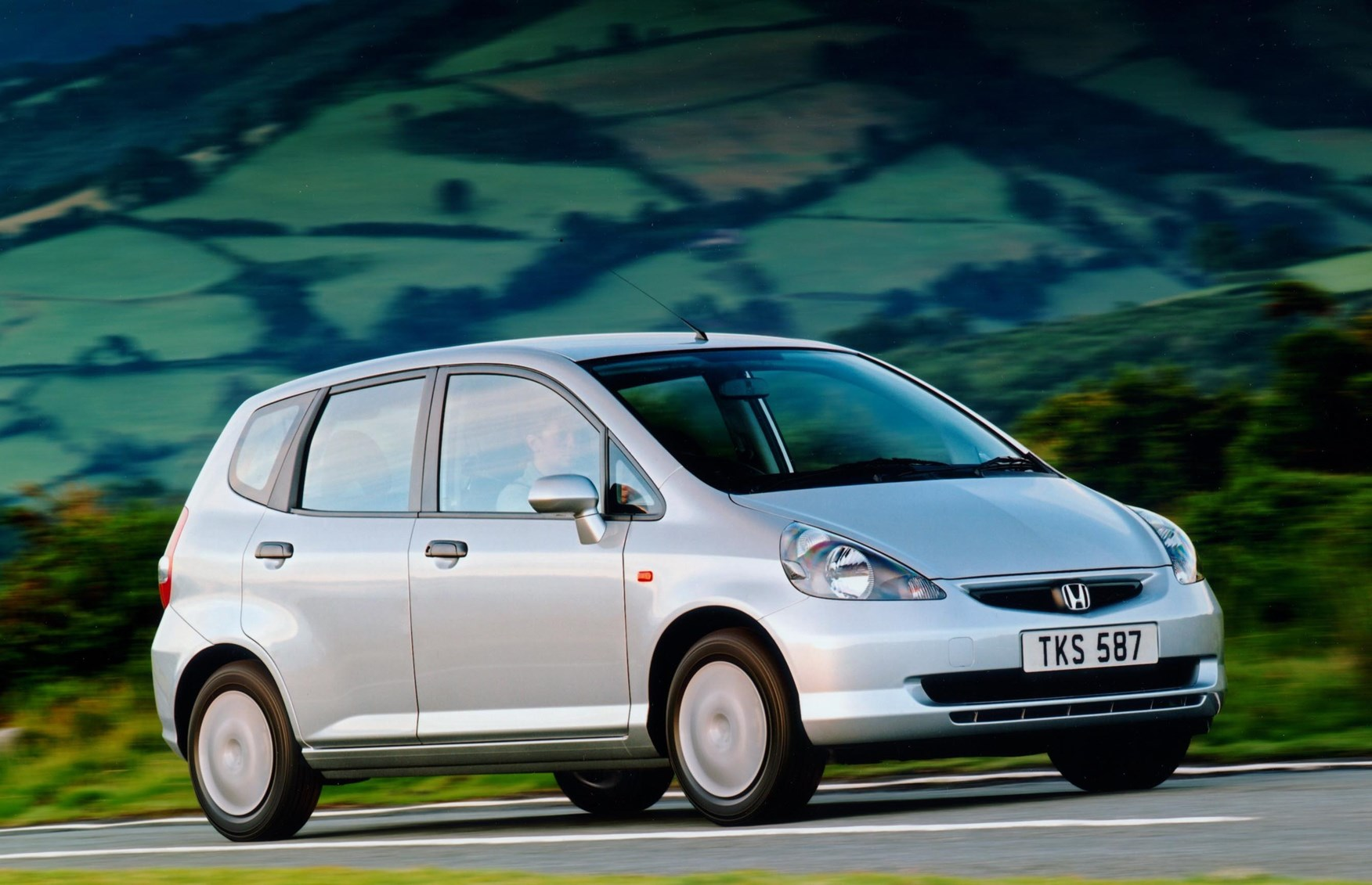View all images of the Honda Jazz (02-08)