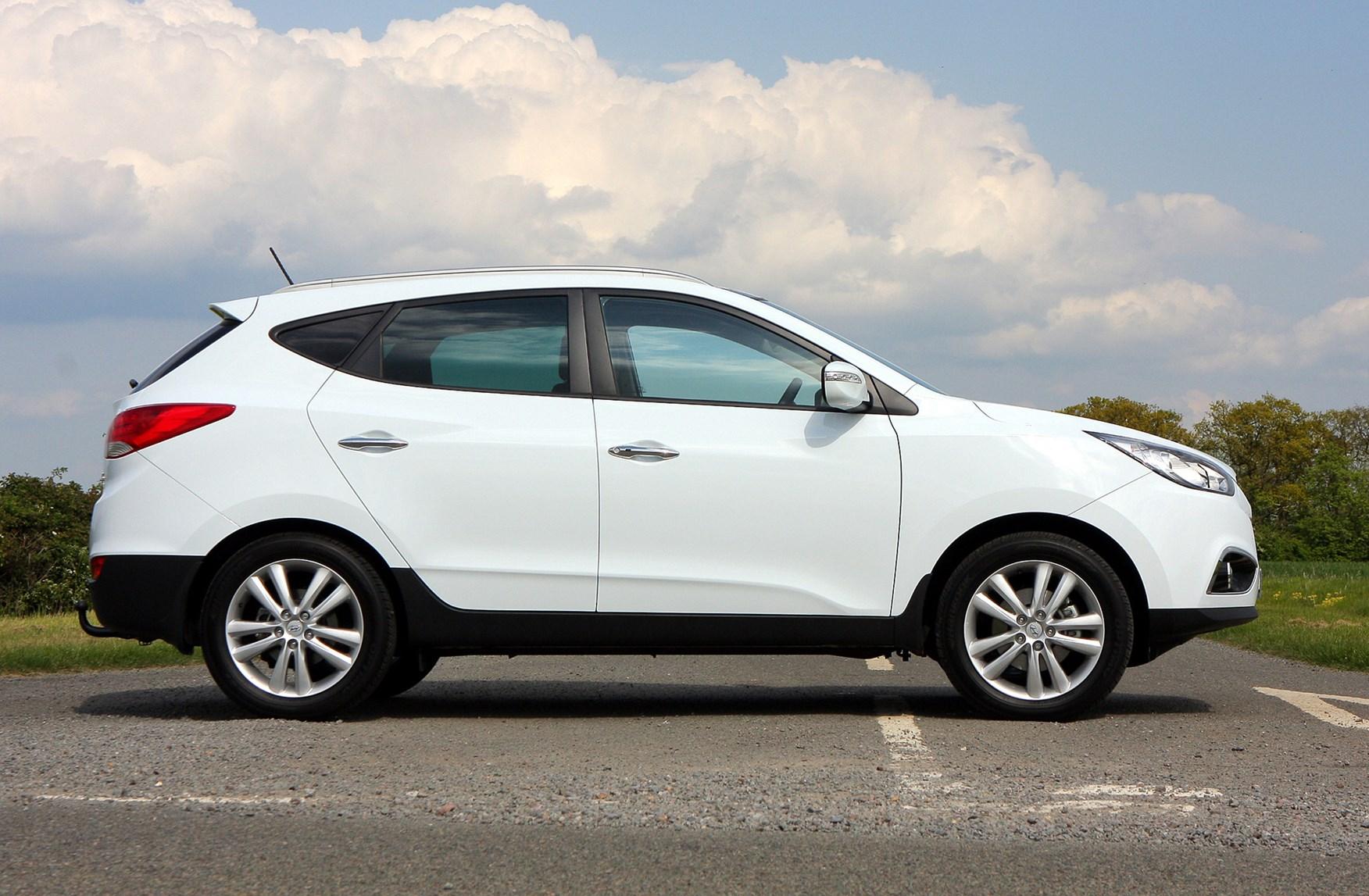 Kuga Dimensions >> Hyundai ix35 Estate Review (2010 - 2015) | Parkers