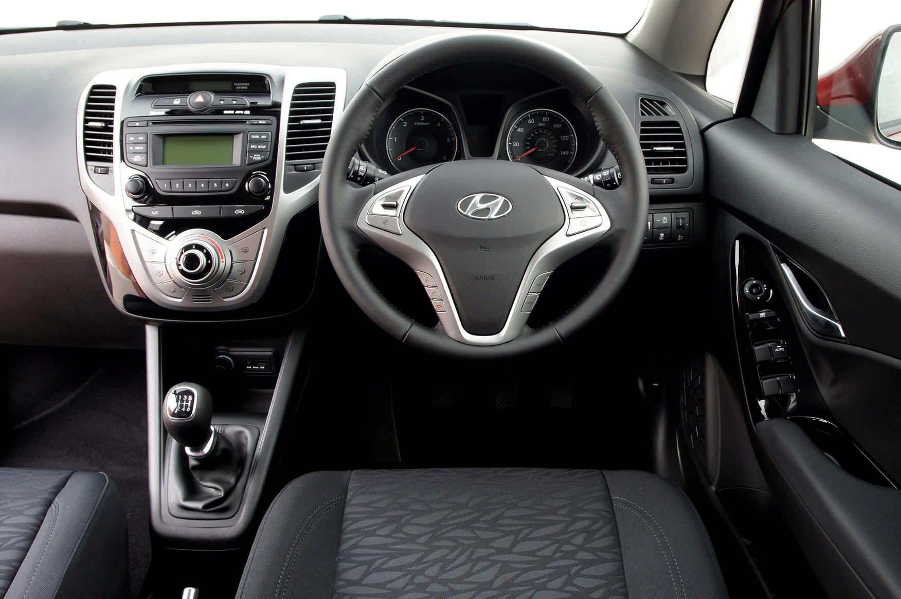 Hyundai Ix20 Hatchback 2010 Photos Parkers