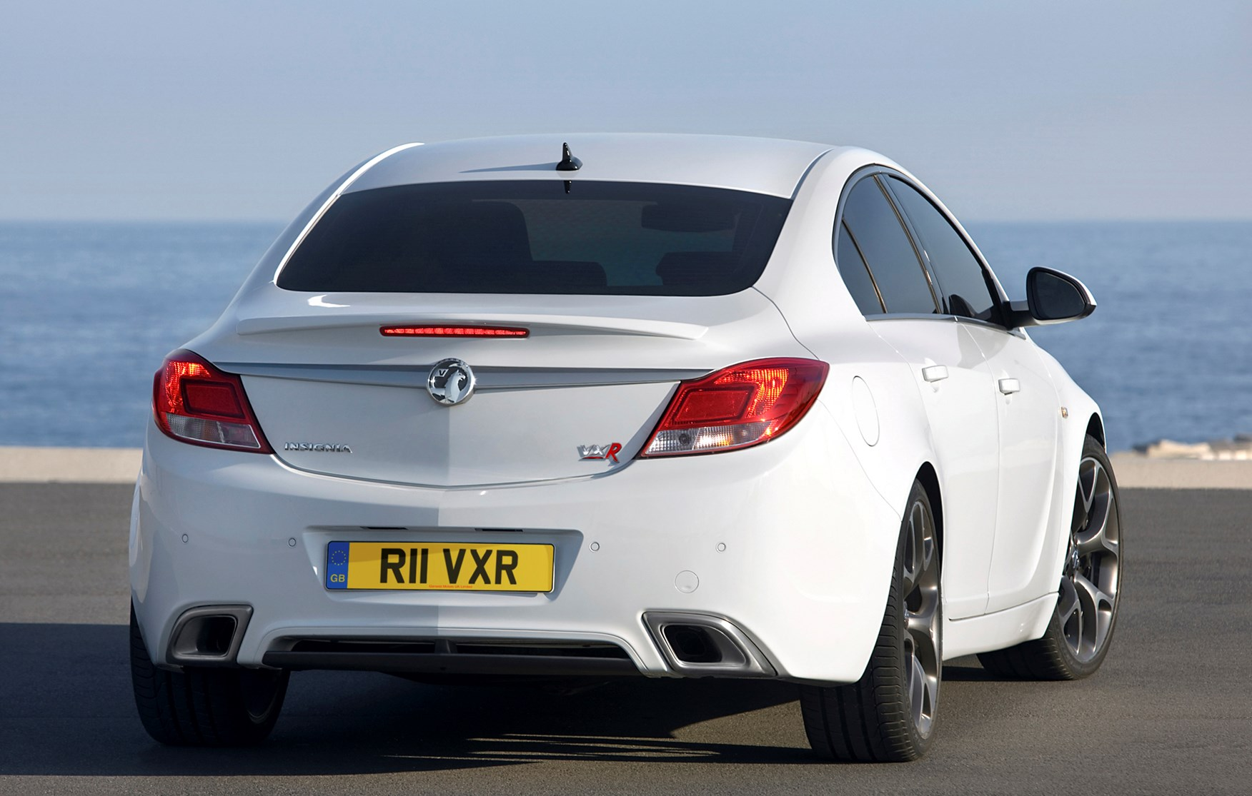 Vauxhall Insignia Vxr Review 2009 Parkers