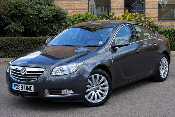 Vauxhall Insignia Saloon (2009 - 2014) Used Prices