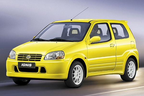 Used Suzuki Ignis Hatchback 2000 2004 Review Parkers