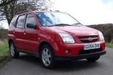 Suzuki Ignis Estate 2000-