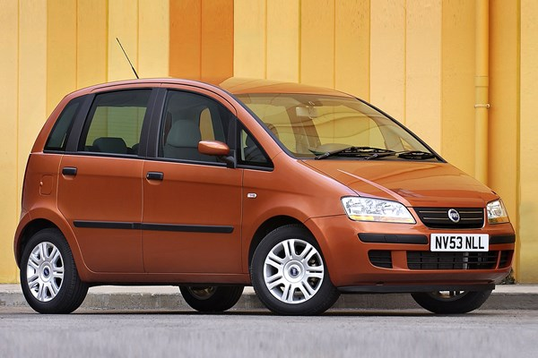 Fiat idea hatchback from 2004 used prices parkers for Fiat idea 2007 precio