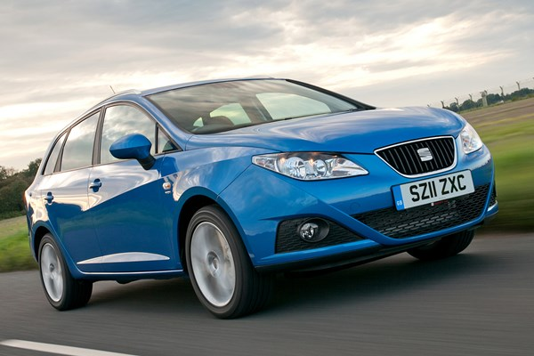 seat ibiza st from 2010 used prices parkers. Black Bedroom Furniture Sets. Home Design Ideas