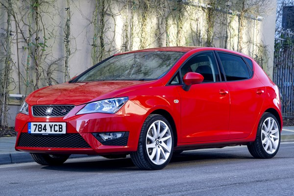 seat ibiza fr from 2009 used prices parkers. Black Bedroom Furniture Sets. Home Design Ideas