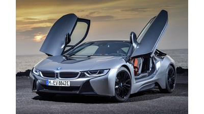 BMW i8 Coupe auto (05/2018 on) 2d