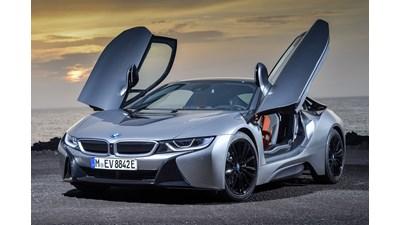 BMW i8 Coupe auto (05/2018 on) 2d