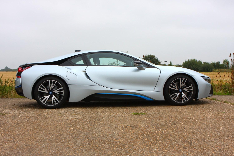 I8 Exterior: BMW I8 Coupe (2014 - ) Photos