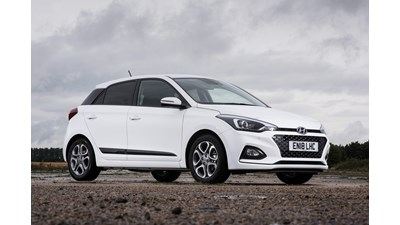 Hyundai i20 Hatchback S 1.2 MPi 75PS (06/2018 on) 5d