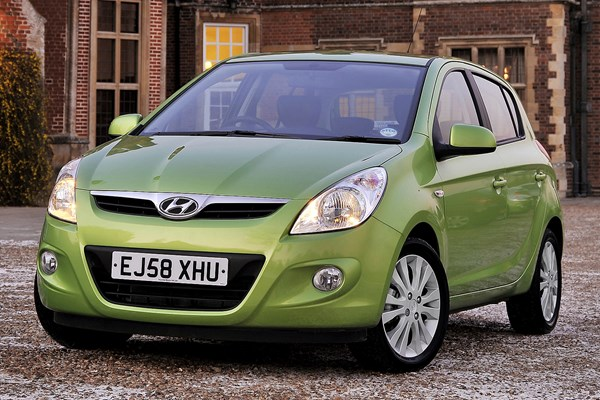 Hyundai i20 Hatchback (09-14) - rated 4 out of 5