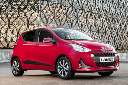 Hyundai i10 specs dimensions facts  figures  Parkers