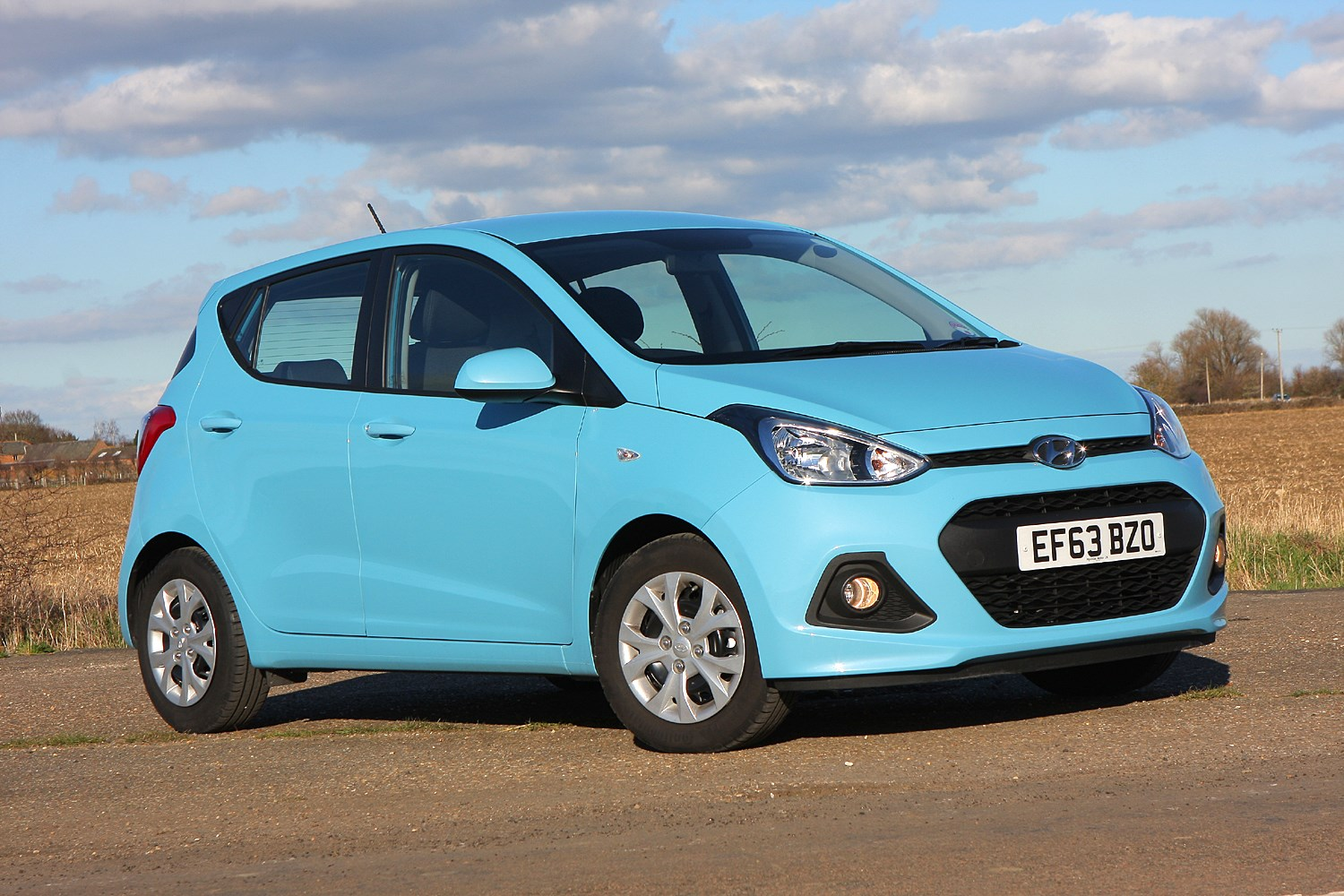 Hyundai i10 Hatchback (2014 - ) Photos | Parkers