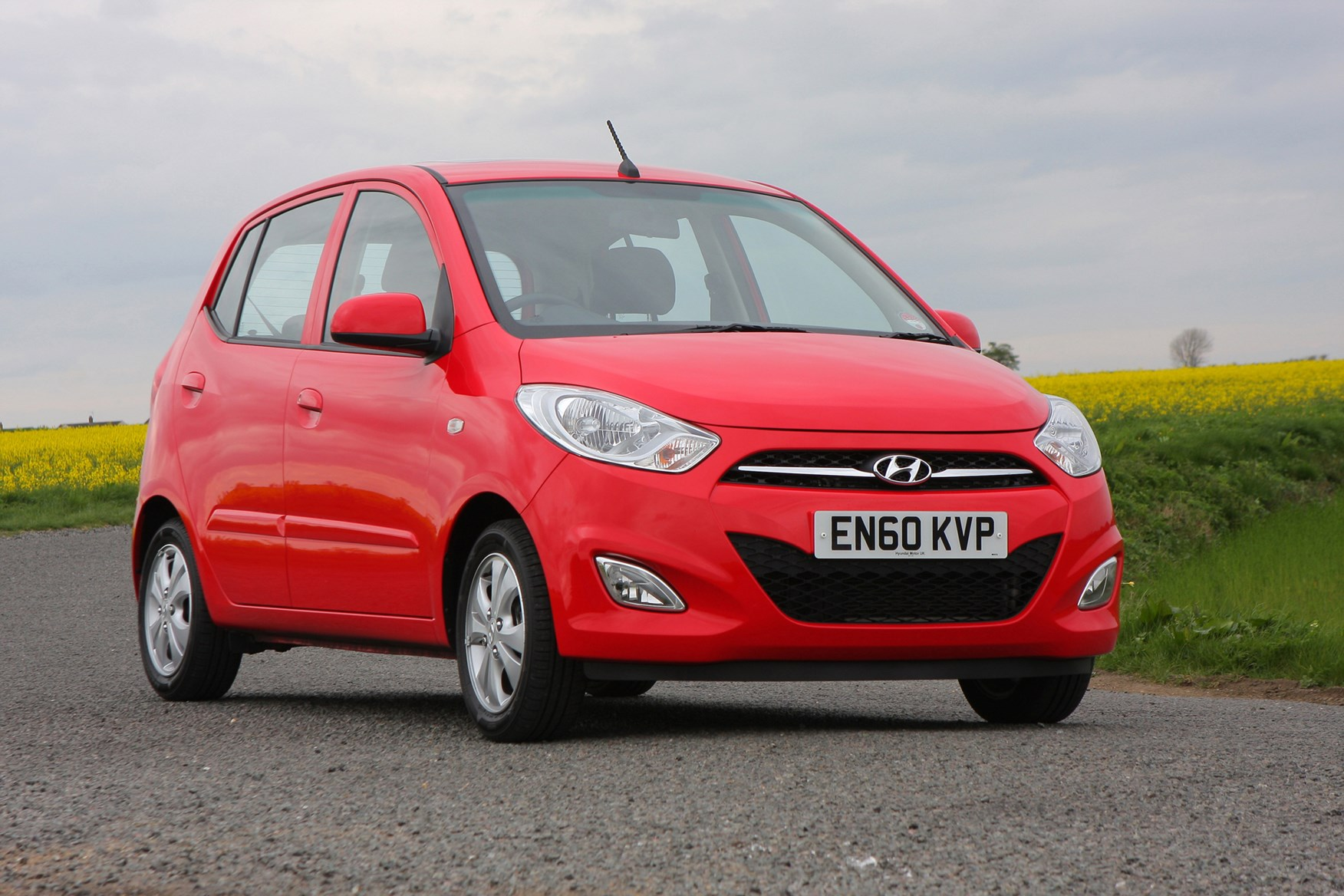 Hyundai i10 Hatchback (2008 - 2013) Photos | Parkers