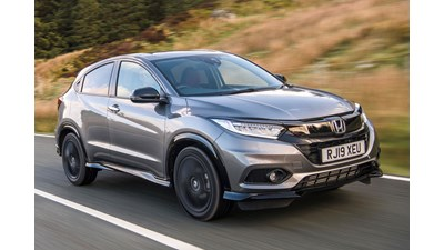 Honda HR-V 4x4 S 1.5 i-VTEC (09/2018 on) 5d