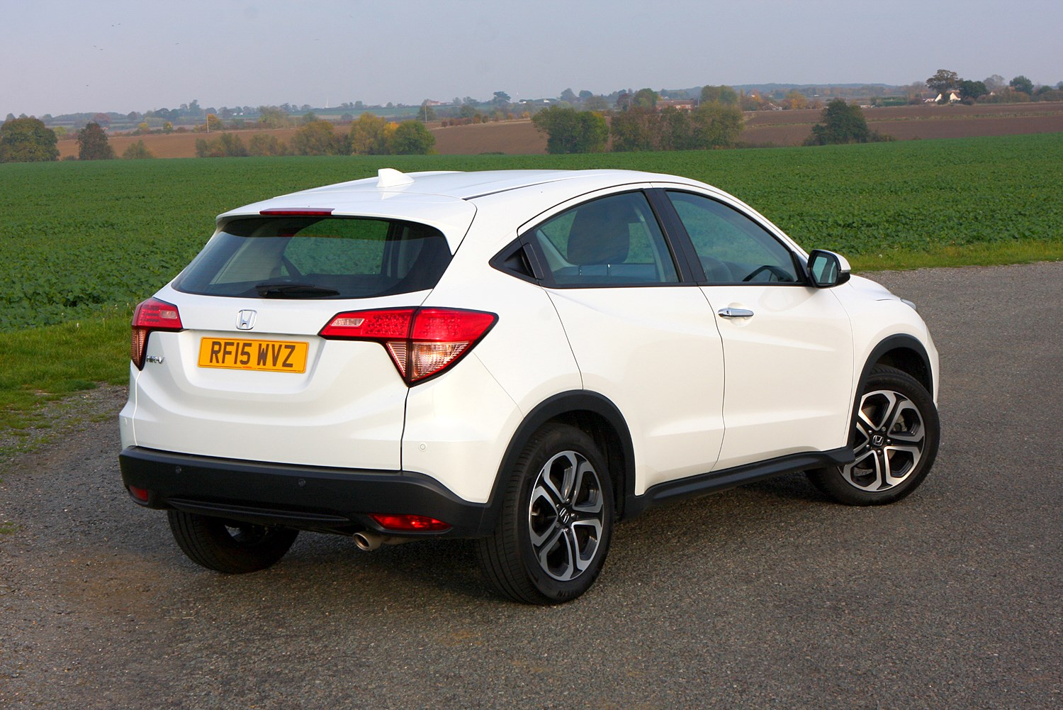 Honda HR-V 4x4 (2015 - ) Photos | Parkers