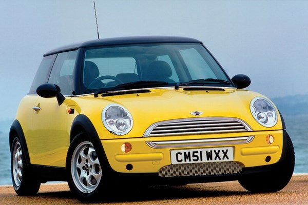 Mini Hatchback 01 06 Rated 4 Out Of 5