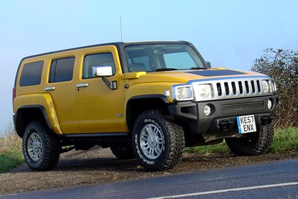 Hummer H3 used prices, secondhand Hummer H3 prices | Parkers