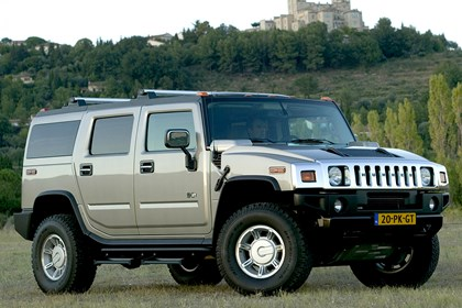 Hummer H2 used prices, secondhand Hummer H2 prices | Parkers