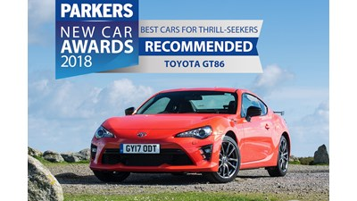 Toyota GT86 Coupe Club Series Blue Edition 2.0 Boxer D-4S 2d