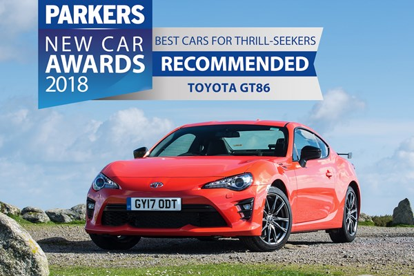 Toyota GT86 (2012 onwards) Used Prices