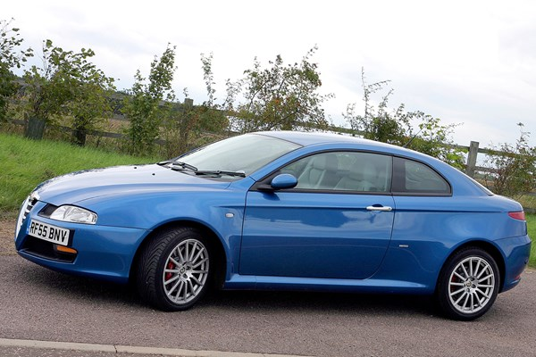 Alfa Romeo GT (2004 - 2010) Used Prices